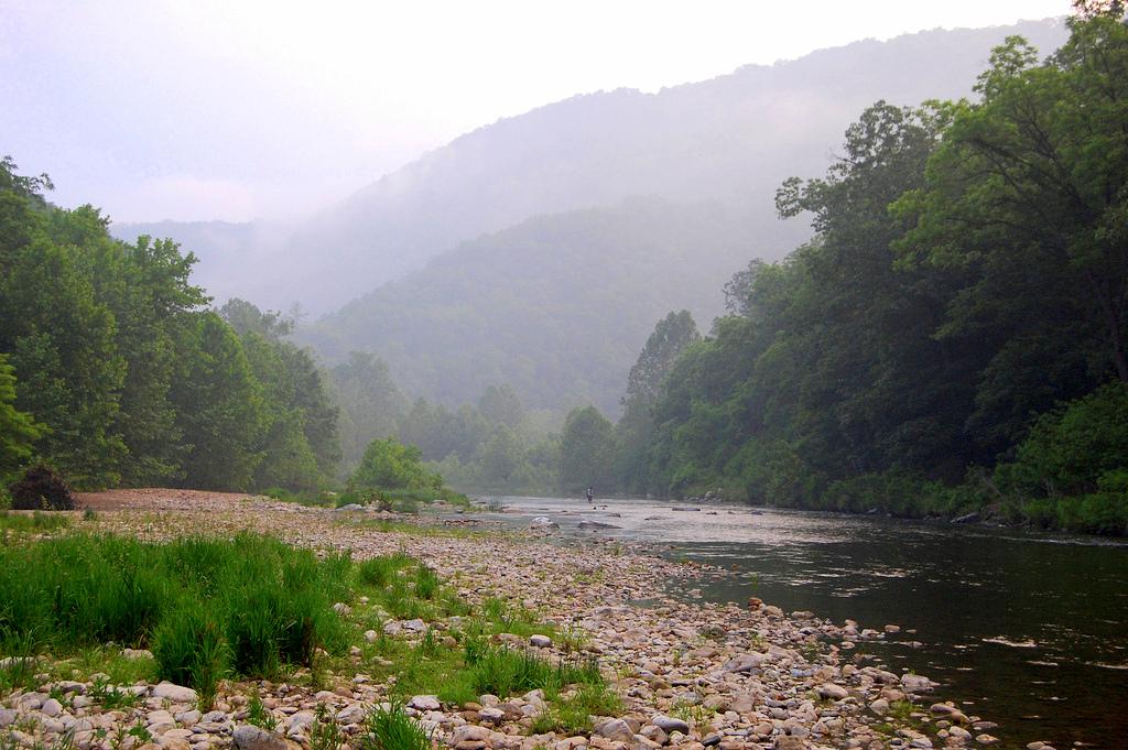 monongahela national forest West Virginia river