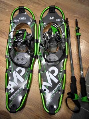 yukon charlies mountain profile 930 snowshoes