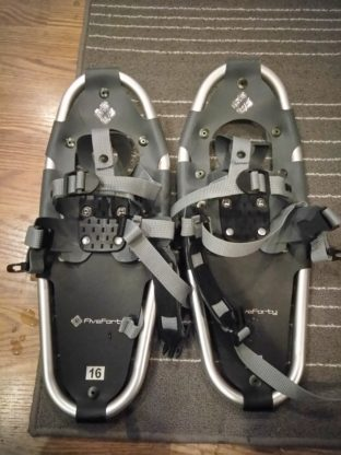 fiveforty sixteen inch snowshoes