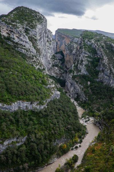 Samson's Corridor - Gorges du Verdon 6